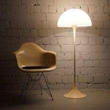 Классическая Напольная Лампа Белая Комплект из итальянских дизайнерских