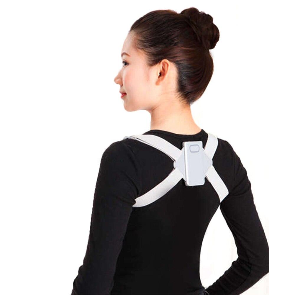 New Adjustable Smart Back Posture Corrector Clavicle Trainer Spine Back Shoulder Posture Correction Unisex Health Care Gift