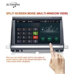 Image 3 - ZLTOOPAI أندرويد 10 سيارة مشغل وسائط متعددة راديو لاند روفر ديسكفري 3 LR3 L319 2004 2009 ستيريو لتحديد المواقع والملاحة رئيس وحدة