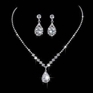 Luxury Angel Teardrop Necklace