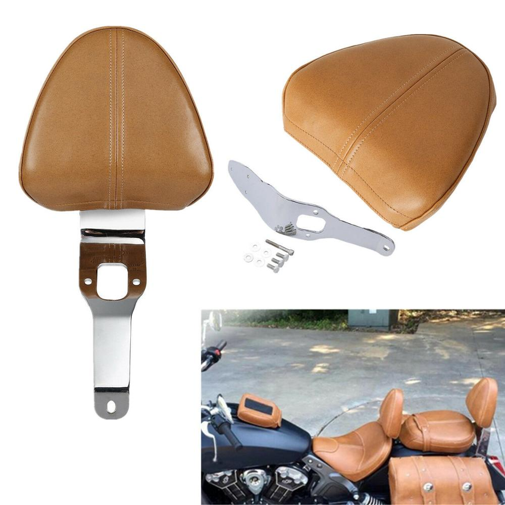 Motorcycle Driver Backrest Support For Indian Scout 2015-2018 Scout Sixty 2016-2018 2017