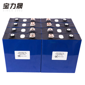 Image 2 - US EU TAX FREE UPS or FedEx 8Pcs/Lot Deep Cycle 3.2V 200Ah  LiFePo4 Battery 3C For Electric Golf Car Rechargeable Lithium ion