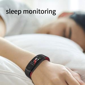 Image 2 - Lenovo חכם להקת HX11 חכם צמיד TFT מסך HX11 להקת Smartband כושר Tracker Bluetooth 4.2 ספורט עמיד למים חכם להקה