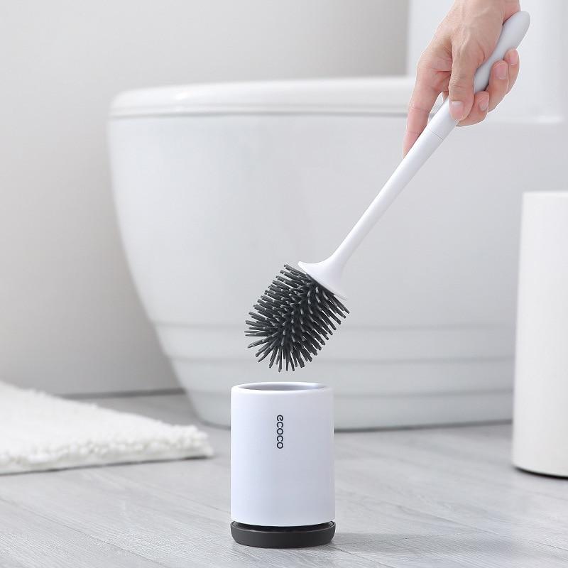 Toilet Brush Waste Bin Dustbin Garbage