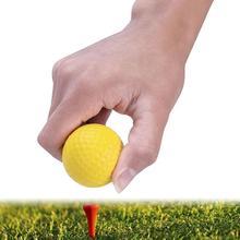 Golf Course Pu Ball Soft Ball Indoor Practice Ball Ball Foam Sponge Ball Sports Room Pu Foam Golf Fitness Accessories Ball J5V6