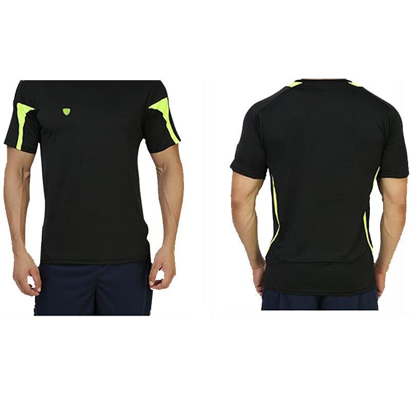 FANNAI Men Gym Shirt Running Shirts Quick Dry Fitness T-shirt Men's Tops Tees Clothing Short sleeve Jerseys Gym Sportswear 4