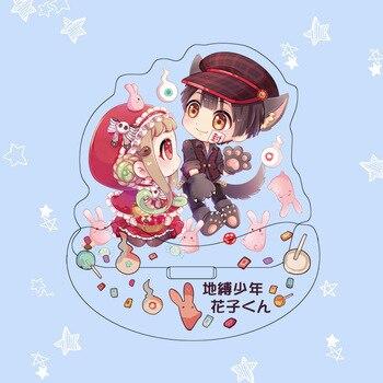 Акриловые аниме фигурки Туалетный мальчик Ханако 2