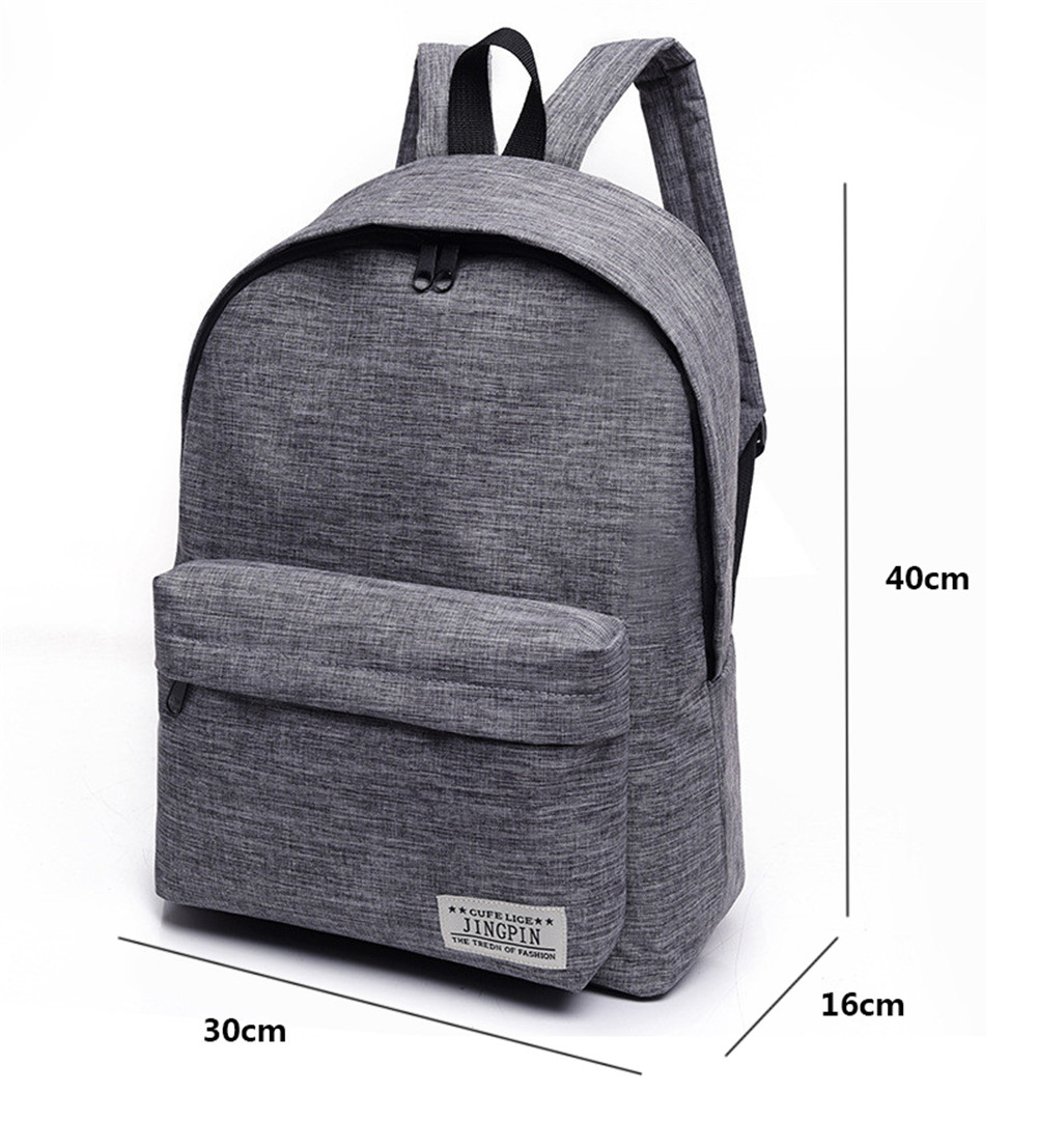 Brand Fashion Teenage 2 pscs/stes Backpacks Women Backpack School Bags Large Capacity Travel Bag For Girls gift  Escolar Mochila