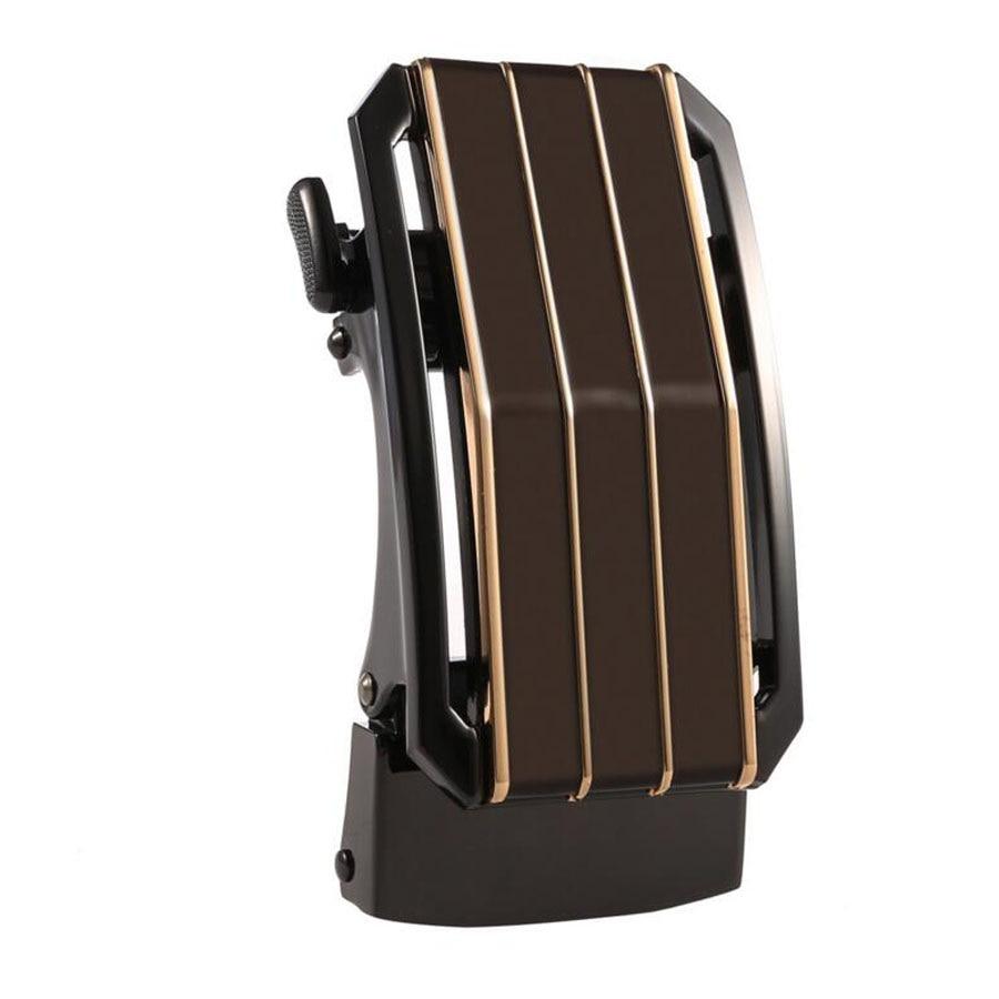 Ratchet Belt Buckle, Automatic Slide Click Buckle Automatic Buckle Fashion Belt Buckles For Men New Mens Buckles Fit 3.3-3.6cm