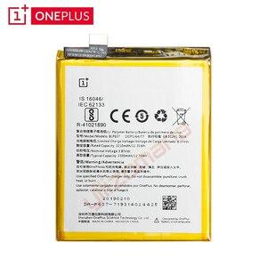 Image 3 - Một Trong Những PLUS Chính Hãng Pin Thay Thế OnePlus 3 3T 5 5T 2 1 BLP571 BLP597 BLP613 BLP633 BLP637 cho 1 + 6 6T 7 Pro Pin