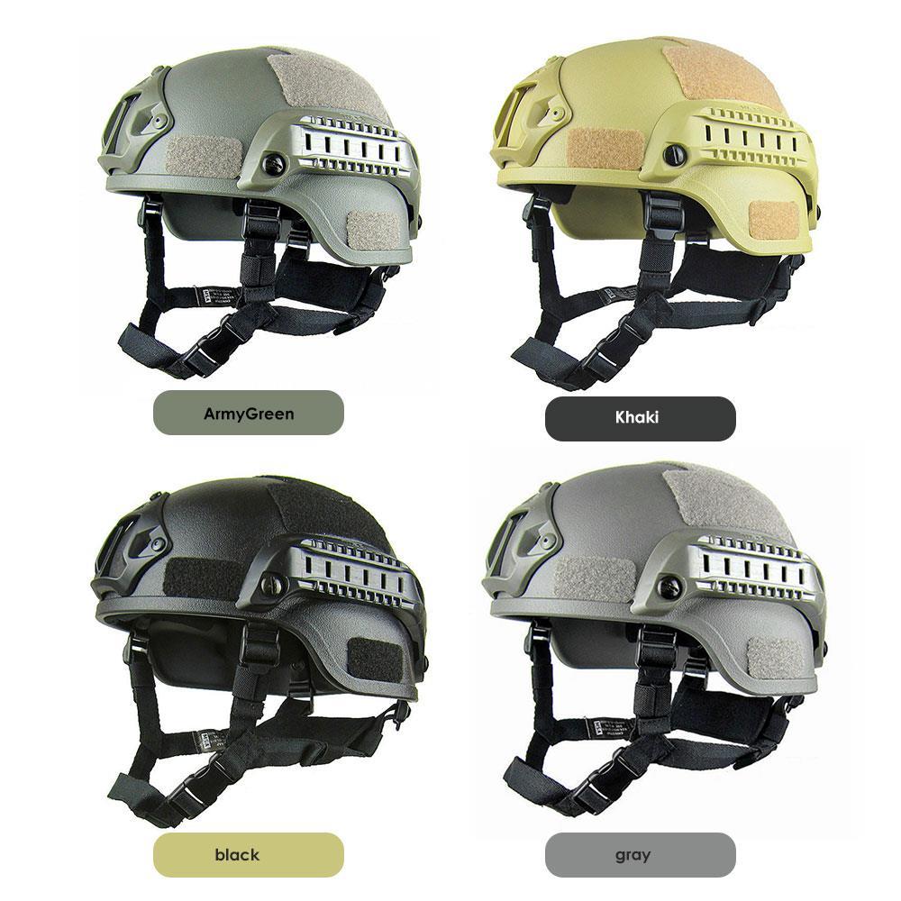 capacete tatico papel pegajoso duro 4 cores 05