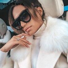 Kim Kardashian Sunglasses Women Luxury Brand Designer Retro