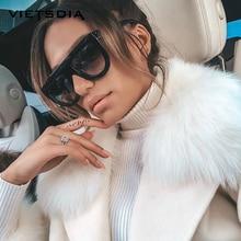 VIETSDIA Kim Kardashian Sunglasses Women Luxury Brand Design