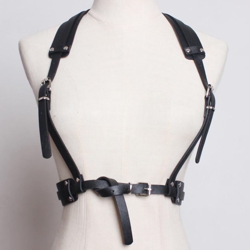 2020 New Design Corset Belt Tide Belts For Women Stylish Leather Wide Belt Punk Style Strap Belt Fashion Waistband Female ZK582