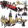 Hagrid Hut Harri Castle House Mini Animals Figures Building Blocks Bricks Christmas legoinglys Toys for children gifts