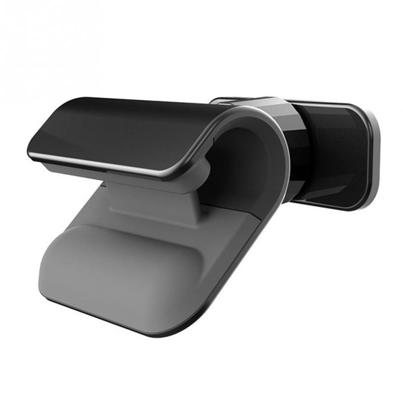 Phone Holder Buckle Bracket Mobile Phone Accessories Adjustable Adhesive Gravity Car Navigation Stand Office Home Universal