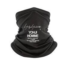Yohji Yamamoto Homme Classic Headband Scarf Bandana Neck Warmer Unisex