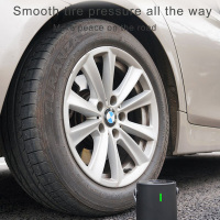 12V Digital Car Air Pump  Tyre Inflator 2