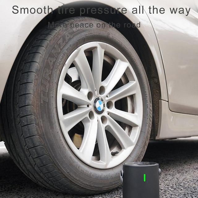 12V Digital Car Air Pump  Tyre Inflator 2