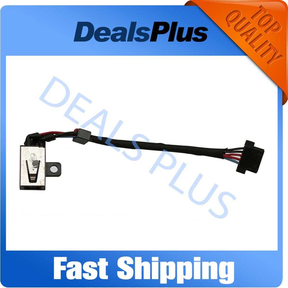 DC POWER JACK HARNESS FOR Dell XPS 9Q23 CN-0NVR98 0NVR98 DC30100OK00 DC30100KP00