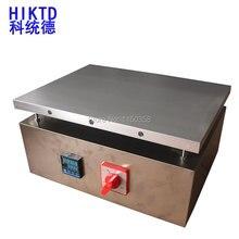 CE ISO Полуавтоматическая упаковочная машина для пластиковой пленки для коробки 40*20