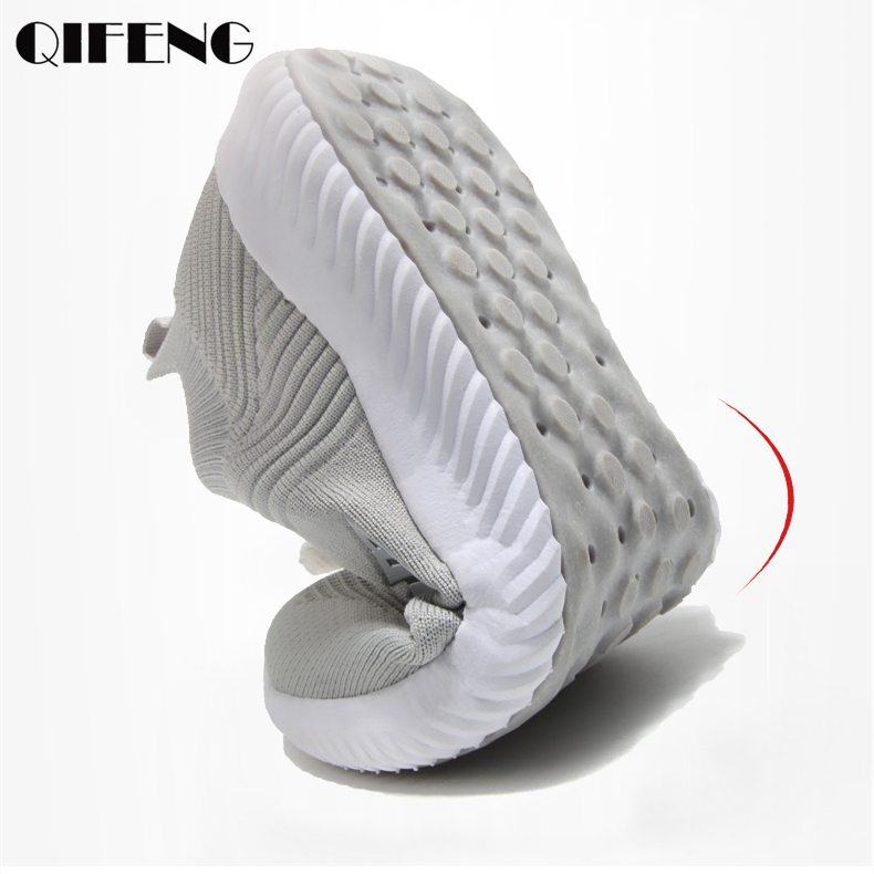 Image 3 - Summer Casual Shoes Men Sport Shoes Boy Comfortable Breathable Women Sneakers Male Air Mesh Footwear Fashion Spring EVA LoafersMens Casual Shoes   -