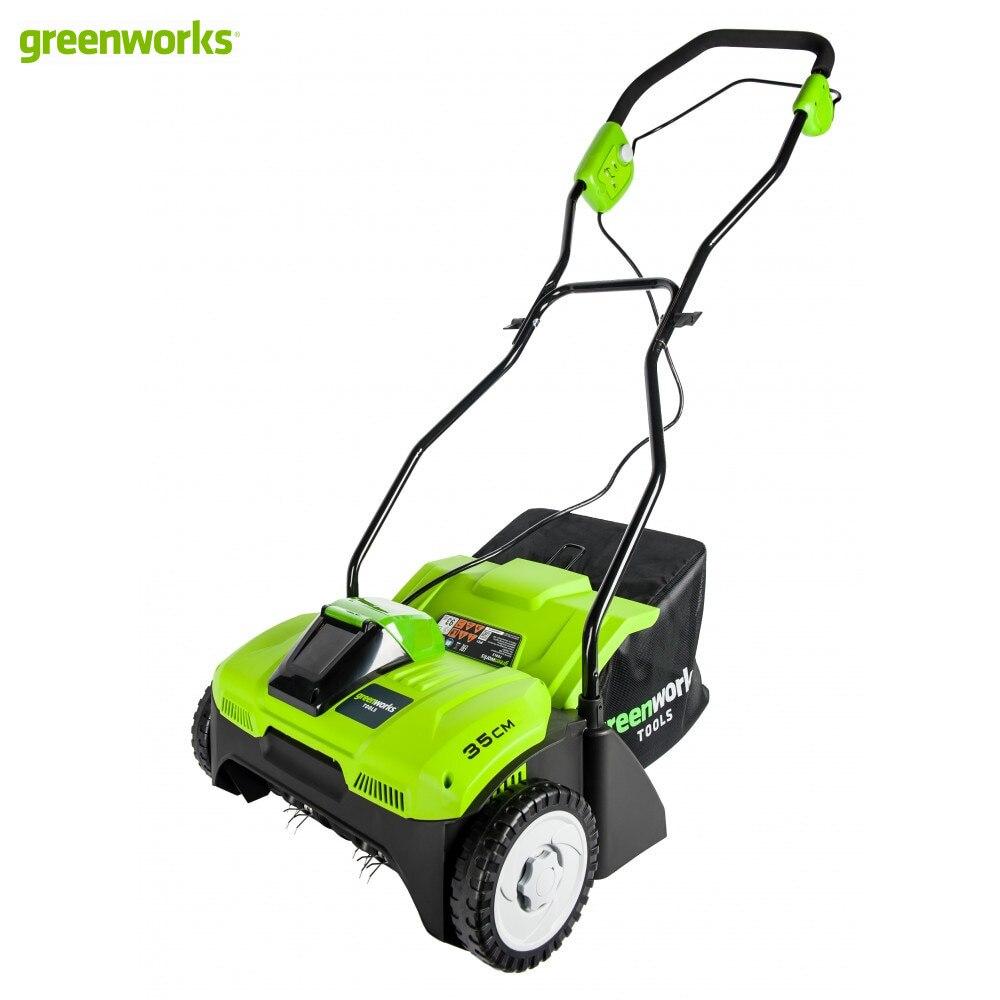 Manual Aerators Greenworks 2504807 ...