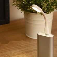 Litwod Z20 elastyczne jasne przenośne Mini USB śliczne światło LED lampa komputerowa do Power bank Notebook PC Laptop lampka do czytania książek