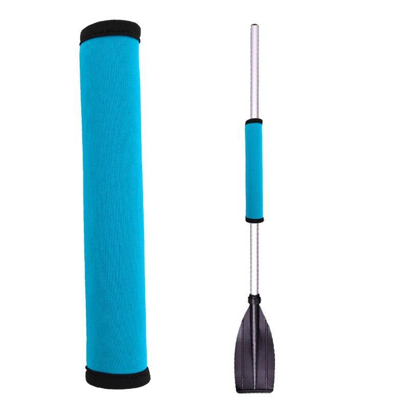 1pcs Paddle Grips For Take-Apart Kayak Paddle Shaft Non-Slip Grip Blister Prevention Kayak Canoe Oar Cover Sleeve