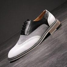 New zapatos de hombre vestir dressing shoes for men buty meskie oxford