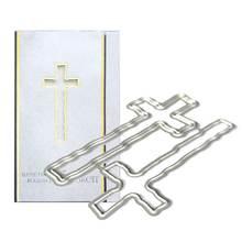 Поперечные металлические режущие штампы Трафаретный Скрапбукинг