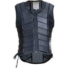 Equestrian Vest Professional Safety EVA Padded Horse Riding Vest Body Protector Gear Waistcoat Unisex Waistcoat for Men Women