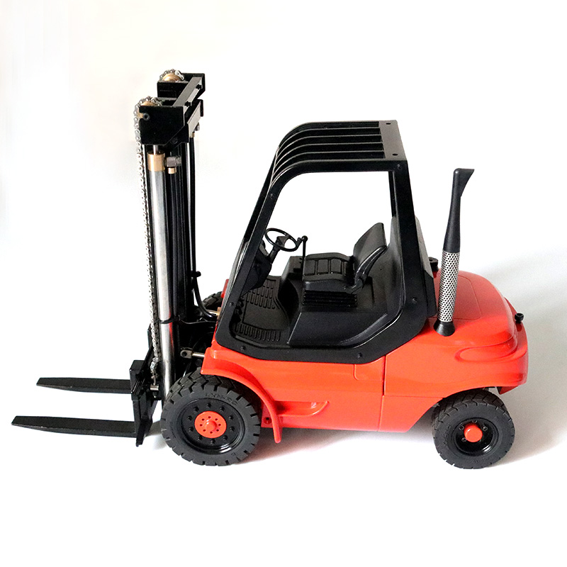 1/14 RC Hydraulic Forklift Set With Remote 6