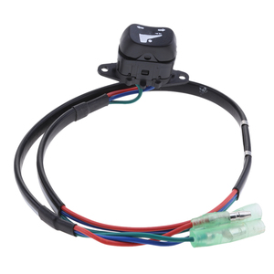 37850-93J10 Up Down Trim-Tilt Switch Fits for Suzuki Outboard Motor Remote Control Box