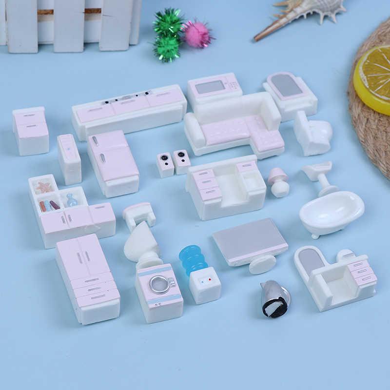 1 unidad de muñecas de resina, juguetes de regalo para niñas, Micro juguete de paisaje, decoración de casa de muñecas, montaje de simulación, muebles en miniatura, accesorios para muñecas para niños