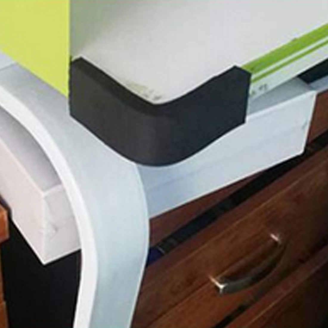 Taśma jednostronna wodoodporny pogoda do zdejmowania izolacji z pianki guma gąbczasta paski do okna uszczelka do drzwi 3mm