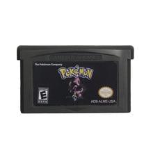Cartucho de videojuegos para Nintendo GBA, tarjeta de consola, serie Mega Power, idioma inglés, versión de EE. UU.