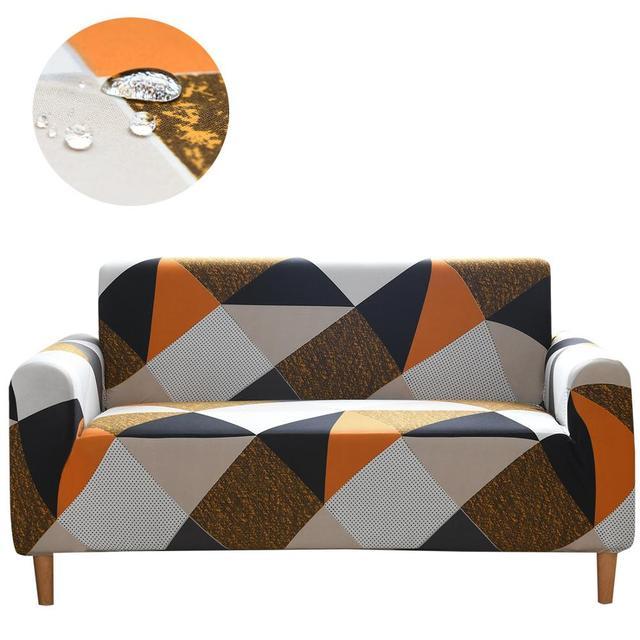 Фото новый чехол для дивана водонепроницаемый высокоэластичный универсальный цена