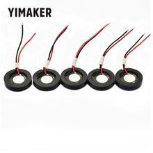 YIMAKER 5 шт. 25 мм ультразвуковой тумана Fogger керамические диски с проволочным уплотнительным кольцом