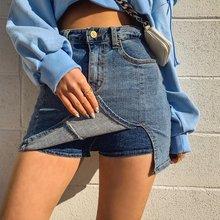 Женские шорты Новинка лета 2020 высокоэластичные модные повседневные