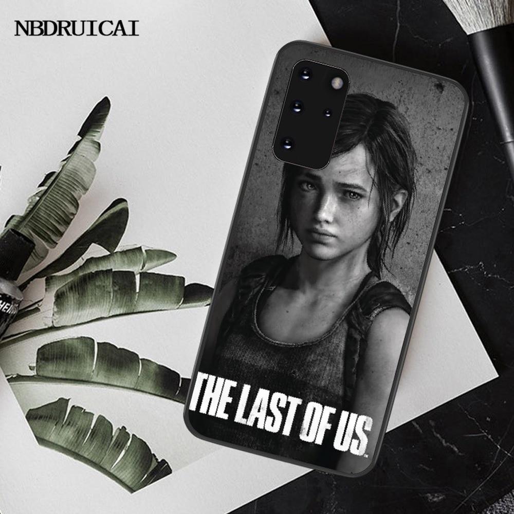NBDRUICAI האחרון שלנו משחק וידאו משחקי טלפון מקרה עבור סמסונג S20 בתוספת S20 ultra S5 S6 S7 קצה s8 S9 בתוספת S10