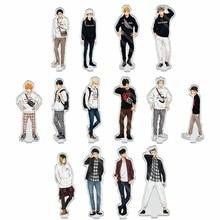 Haikyuu-Figures Model-Toys Desk-Plate-Models Acrylic-Stand Anime Japan
