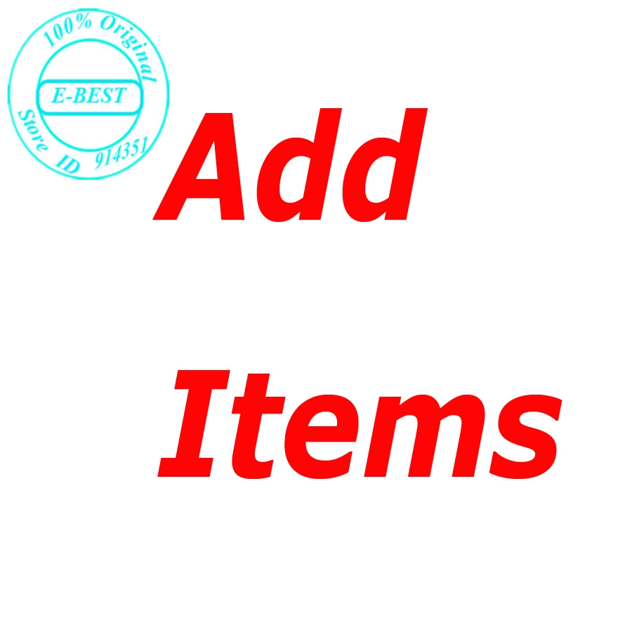 Payment Link for adding items extra price 1 month 3 months 6 months 12 months