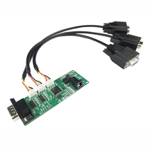Multi Portas IO De Série Para KC868 RS232 DB9 COM 3 Uso Controlador de Automação Residencial Inteligente Goole Alexa Teclado