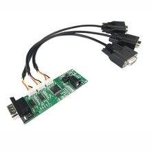 Multi RS232 DB9 COM 3 Ports Serielle IO Für KC868 Smart Home Automation Controller Verwenden Goole Alexa Tastatur