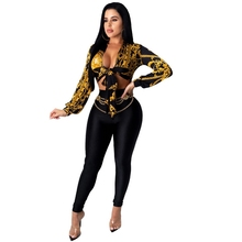Sexy Two Piece Outfits for Women Summer Club Wear Festival Clothing Shirt Crop Top