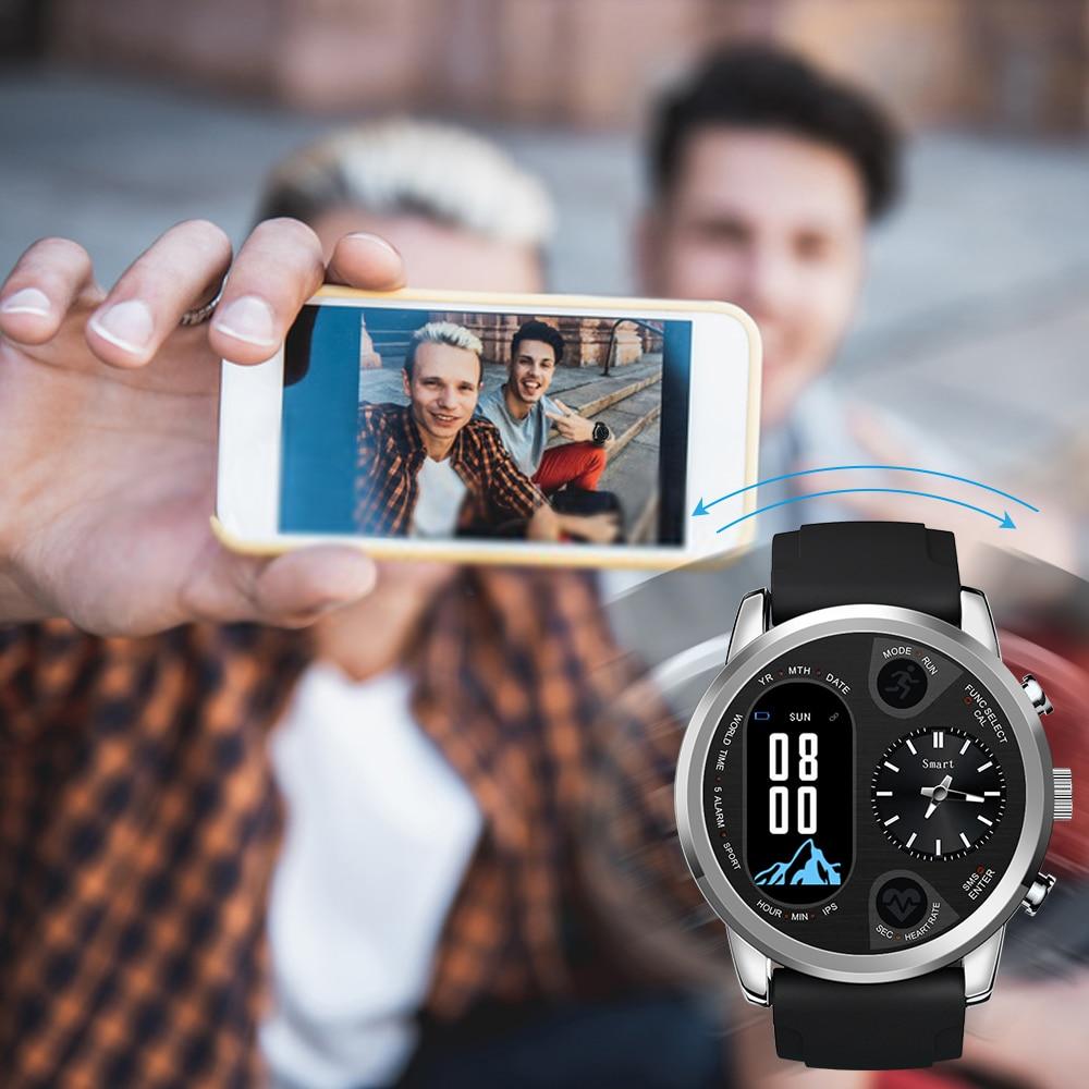 Smart Watch Dual Time