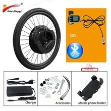 36V Front iMortor wheel 3 Electric Bike Conversion Kit with 24″ 26″ 700C 29″ Motor Wheel eBike Electric Bicycle Conversion Kit