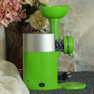 Image 2 - Big Boss Swirlio Automatic Frozen Fruit Dessert Machine Fruit Ice Cream Machine Maker Milkshake Machine