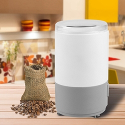 Electric Coffee Grinder Spice Maker Stainless Steel Blades Coffee Beans Mill Herbs Nuts Cafe Home Kitchen Tool(EU Plug)